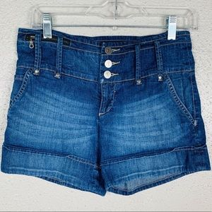 Anthro Pilcro And The Letterpress Jean Shorts 2